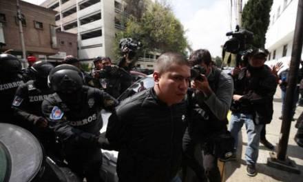 Detienen a presunto autor intelectual del robo a la Casa de la Moneda