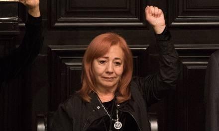 Rosario Piedra es la nueva titular de la CNDH