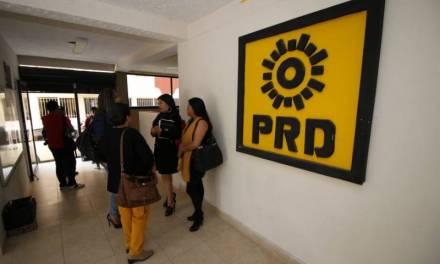 PRD impugnará la aprobación del registro de planillas incompletas
