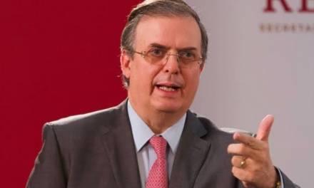 México pedirá reunión con la OEA para tratar tema de Bolivia