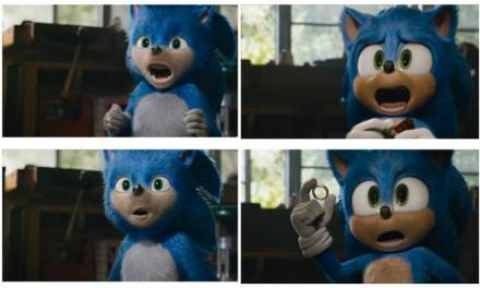 Revelan nuevo tráiler de la película de Sonic