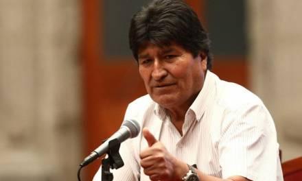 Evo pide a ONU reconocer golpe de estado en Bolivia