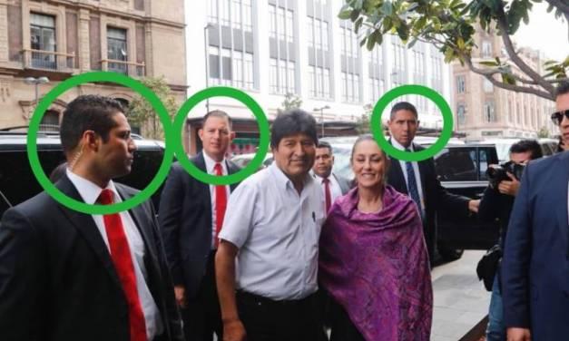 Reviven al Estado Mayor Presidencial para cuidar a Evo Morales