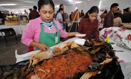 La gastronomía de 65 municipios está presente en  la Feria Saborea Hidalgo