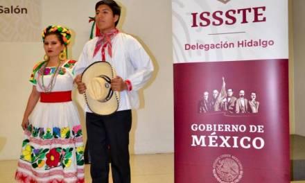 El Ballet Folclórico de ISSSTE Hidalgo celebrará aniversario 37 con una gala de música tradicional