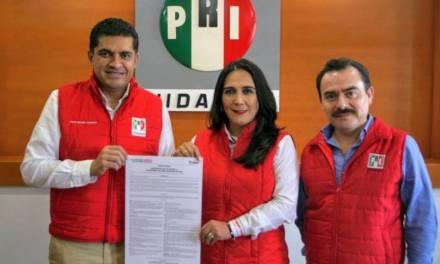Plataforma electoral municipal PRI 2020, indispensable para elección de candidaturas: Érika Rodríguez