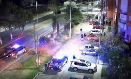 C5i Hidalgo y Policía Estatal aseguran a dos tras presunto asalto a negocio de Pachuca