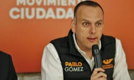 Movimiento Ciudadano enfrentará el proceso electoral sin coaliciones