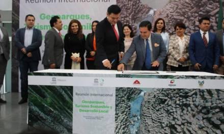 Comparte Hidalgo avances en gestión y manejo sostenible de Geoparque