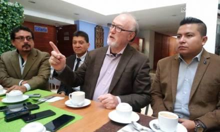 «Oportunistas quieren aprovecharse del logo para escalar peldaños» : fundador de Morena