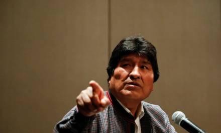 Cancillería de Bolivia desconoce si hay requerimiento de Interpol hacia Evo