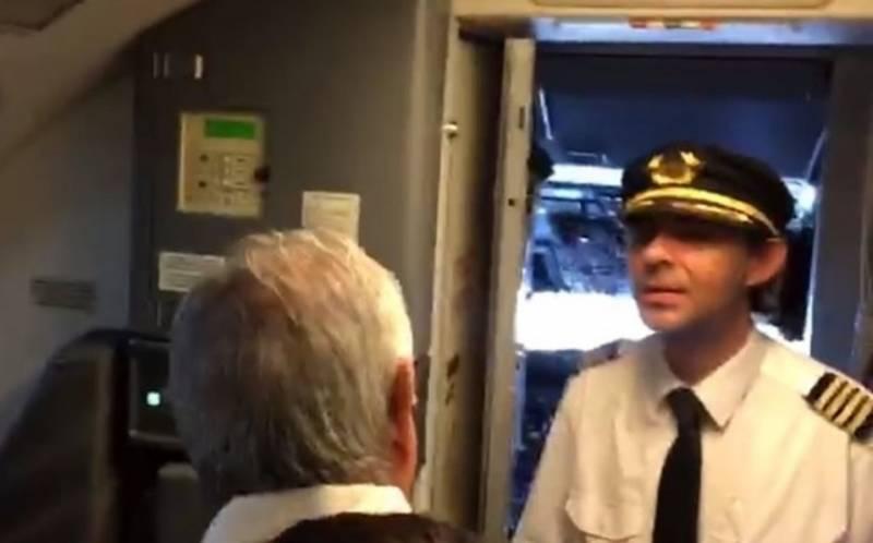Aeroméxico pide informe al piloto que le solicitó a AMLO reconsiderar construcción del aeropuerto
