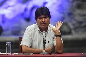 «Que no entre comida a la ciudades», difunden supuesto audio de Evo Morales