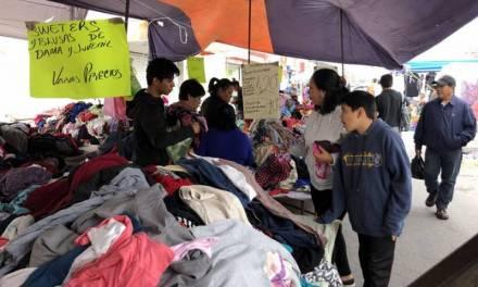 Ropa de paca pone en peligro a la industria textil de Hidalgo