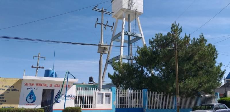 Denuncian problemas de agua en Emiliano Zapata