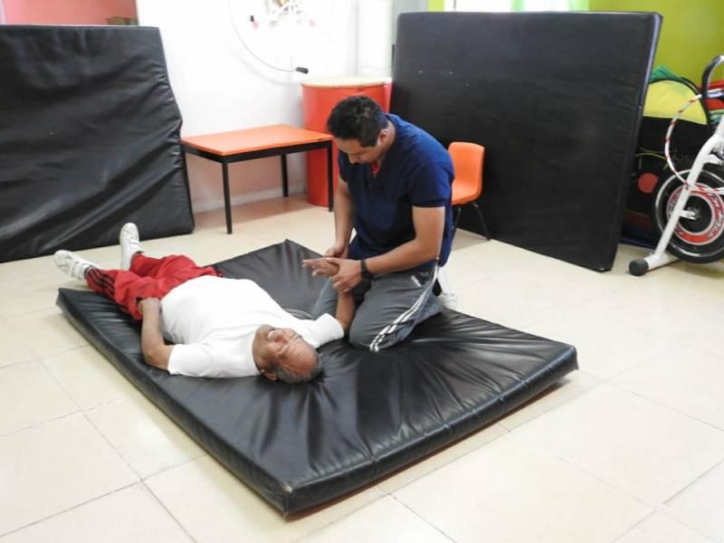 UBR Tolcayuca atiende al 70 % de la población con discapacidad