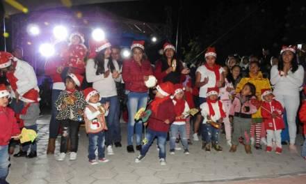 Realizan con éxito programas navideños en Tolcayuca