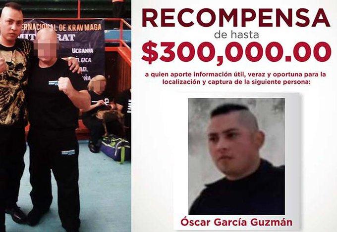 Detienen al «Monstruo de Toluca» que se burlaba de víctimas y autoridades