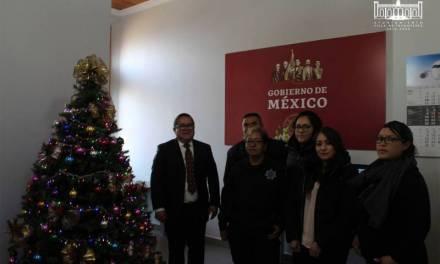 Alcalde de Villa de Tezontepec recibe reconocimiento