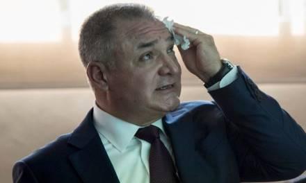 Detecta UIF transferencia a familiar de García Luna