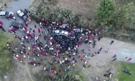 Pobladores de Zempoala retuvieron a presunto delincuente