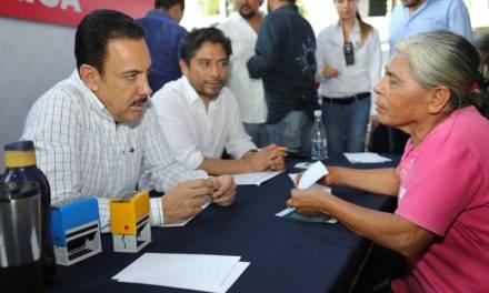 Atendió Fayad a 41 mil hidalguenses en audiencias ciudadanas