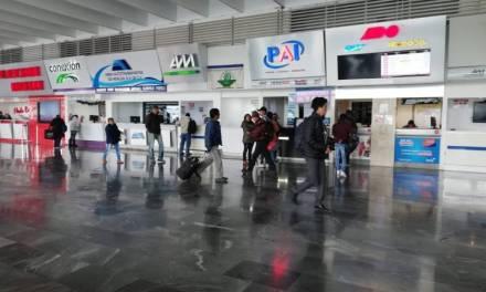 Central de autobuses se prepara para atender a 160 mil usuarios en estas vacaciones