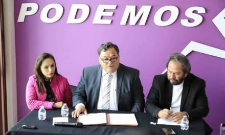 Partido Más por Hidalgo busca participar en los 84 municipios en próximo proceso electoral