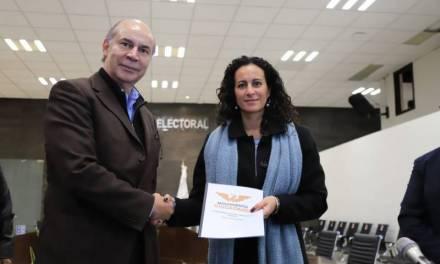 Movimiento Ciudadano entregó Plataforma Electoral para el Proceso 2020