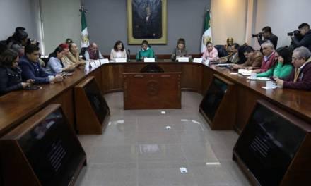 Este lunes votarán en el Pleno el dictamen del Presupuesto de Egresos 2020
