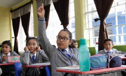 Hidalgo se posicionó en cuarto lugar en eficiencia educativa
