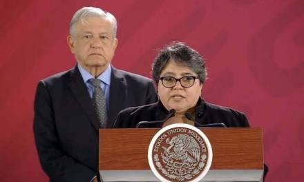 Nombra Amlo a Raquel Buenrostro como titular del SAT