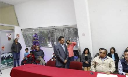 Toma protesta nuevo regidor del PANAL en Tizayuca