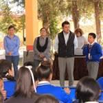 Concientizan en Tolcayuca a adolescentes sobre Violencia de género