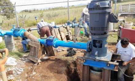 13 Colonias de Tulancingo afectadas por suministro de agua potable