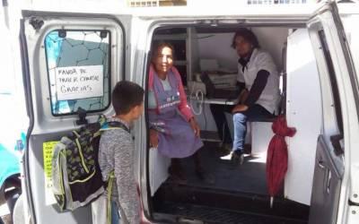 Realizan en Villa de Tezontepec campaña para prevenir osteoartritis, osteoporosis y artritis