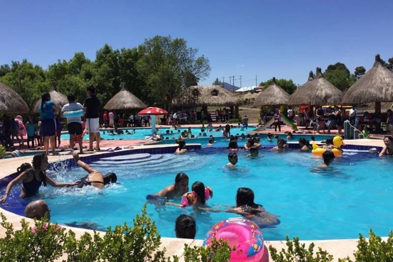 Presentan plataforma digital de balnearios de Ixmiquilpan