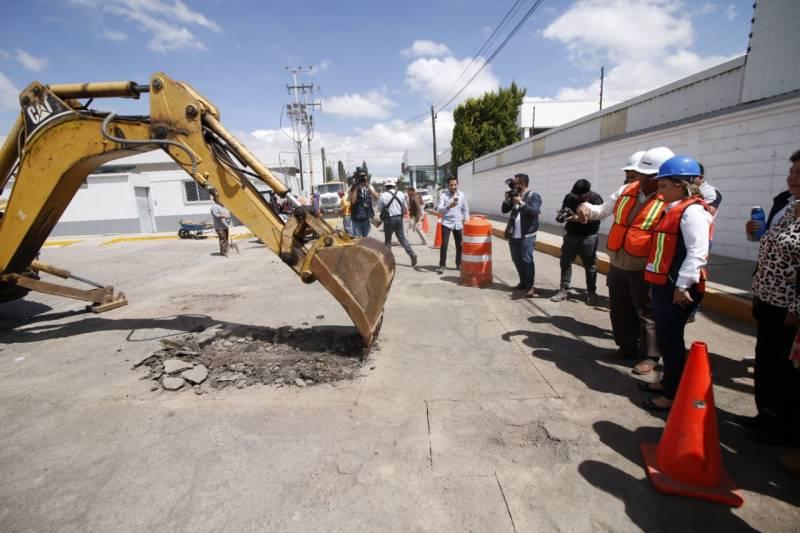 La rehabilitación que se hizo a calles con baches solo durará seis meses, señala experto