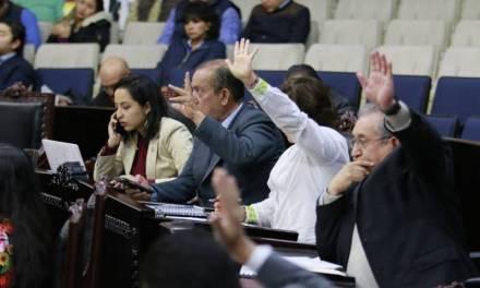 Congreso del Estado de Hidalgo aprobó diversos dictámenes de la Miscelánea Fiscal