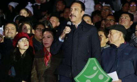Respalda Fayad resultados del presidente López Obrador