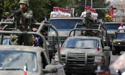Reforzarán presencia de Guardia Nacional en Hidalgo