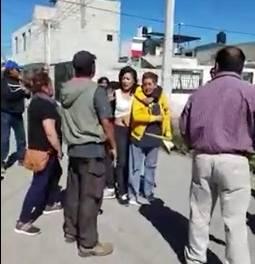 Vecinos de Fraccionamiento Tuzos intentaron hacer justicia por propia mano