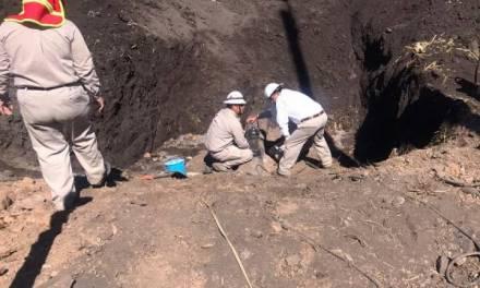 Concluye sellado de ducto tras fuga en Tlaxcoapan