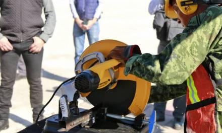 Destruyen más de 300 armas de fuego relacionadas conalgúndelito