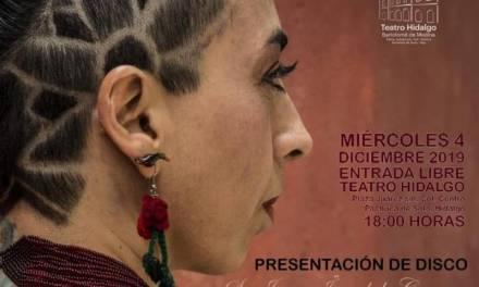 """Presenta Leticia Servìn """"La Fiera Borrasca"""" en Pachuca"""