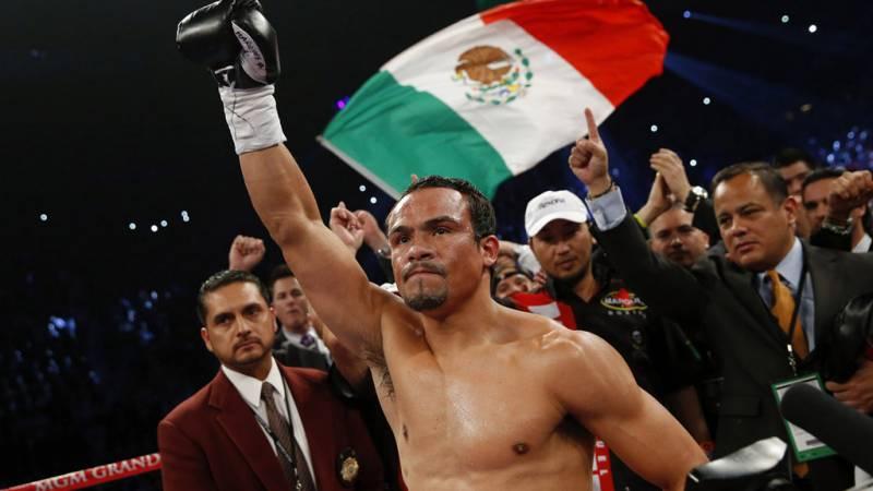 Juan Manuel Márquez ingresará al Salón de la fama del Boxeo Internacional