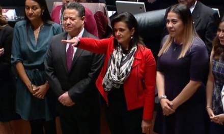 Margarita Ríos Farjat es la nueva ministra de la Corte