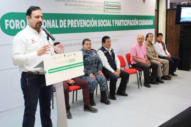 Llama SSPH a prevenir y denunciar violencia intrafamiliar en la Huasteca