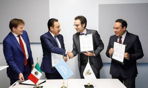 Anuncia Fayad inversión francesa por más de 2 mil 300 mdp