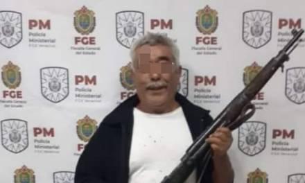 Señor mata a presunto secuestrador de su hijo; fue detenido